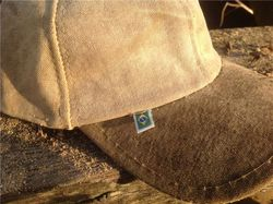 Canvas Baseball Eco Cap