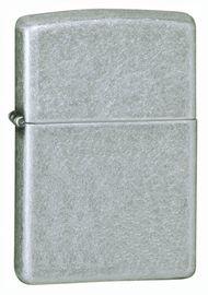 Zippo 27009 Antique Silver Plate