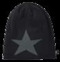 Beanie STAR - černá