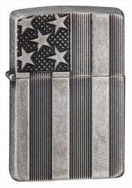 Zippo 27119 U.S. Flag Armor ™