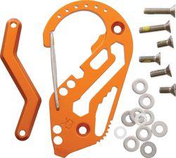 Klíčenka KeyBiner hliník-orange