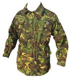 Britská armádní bunda 2000 DPM - originál