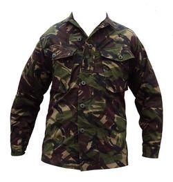 Britská armádní košile 95 DPM - originál