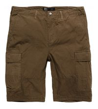 Kraťasy Vintage Industries BDU shorts - khaki