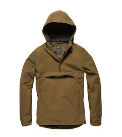 Shooter Anorak - olive drab