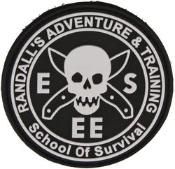 ESEE RAT PATCH - nášivka