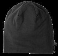 Beanie Jersey uni - černá