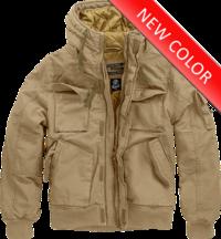 Bronx Jacket camel