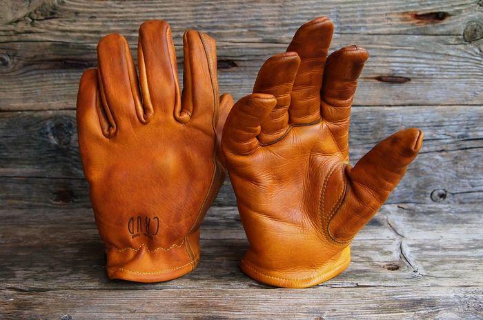 3951d22946e Crud-GJÖRA-švédské kožené rukavice- ruční výroba