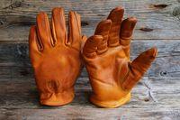 CRUD GJÖRA kožené rukavice