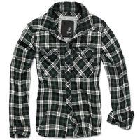 Check Shirt černo/zelená