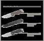 Ausus Knife Braun - D2