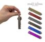 Samurai Keychain Knife - hliník