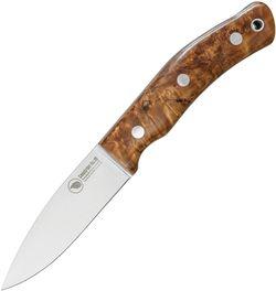 Nůž Casström No.10 SFK 14C28N, stab. Bříza/Flat
