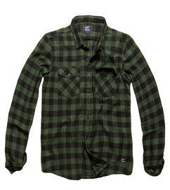 Košile Harley zelená