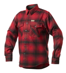 Vlněná košile Sasta Aljaška Paita Bushcraft Wool Shirt