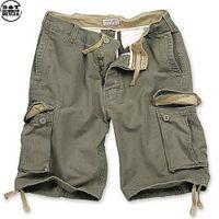 Surplus Vintage Shorts olivové