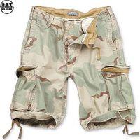 Surplus Vintage Shorts 3 barvy desert