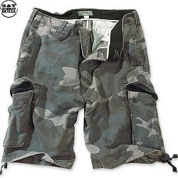 Surplus Vintage Shorts nightcamo