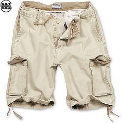 Surplus Vintage Shorts béžové