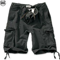 Surplus Vintage Shorts černé