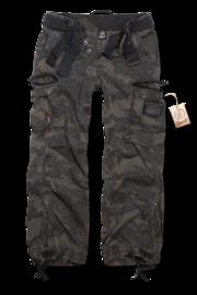 Kalhoty Brandit Royal Vintage darkcamo