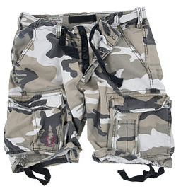 Surplus Airborne Shorts urban