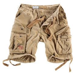 Surplus Airborne Shorts béžové