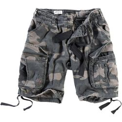 Surplus Airborne Shorts blackcamo