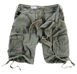 Surplus Airborne Shorts olivové