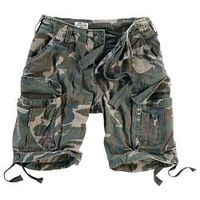 Surplus Airborne Shorts woodland