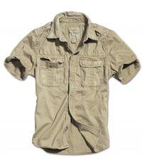 Surplus košile béžová Raw Vintage Shirt 1/2