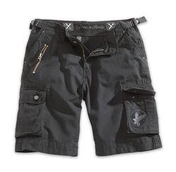 Surplus Xylontum Shorts černé