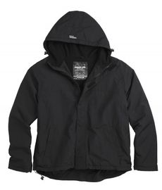 Surplus Winbreaker Zipper černá