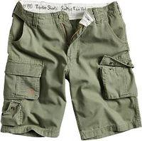 Surplus Trooper Shorts olivové