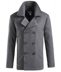 Surplus Pea Coat antracit