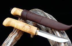 WoodsKnife tradiční Perinnepuukko 105mm