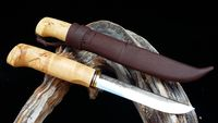 WoodsKnife tradiční Perinnepuukko 125mm