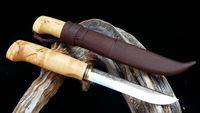 WoodsKnife Perinnepuukko 125mm