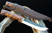 WoodsKnife WK-Forest puukko 120mm
