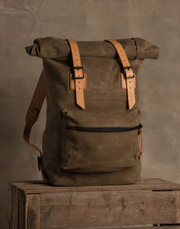 CRUD batoh LANDÖ BACKPACK - NATURAL