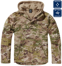 Windbreaker tactical camo