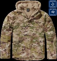 Windbreaker tactical camo