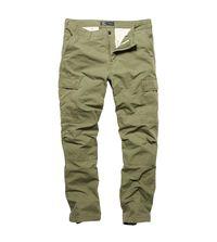 Kalhoty Vintage Industries Tyrone BDU - olive drab