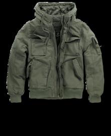 Bronx Jacket olivová
