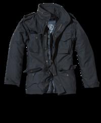 M65 Fieldjacket černá