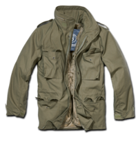 M65 Fieldjacket olivová