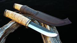 WoodsKnife Wild Bear 120mm