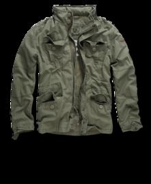 Britannia Jacket olivová