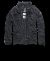 Britannia Jacket černá